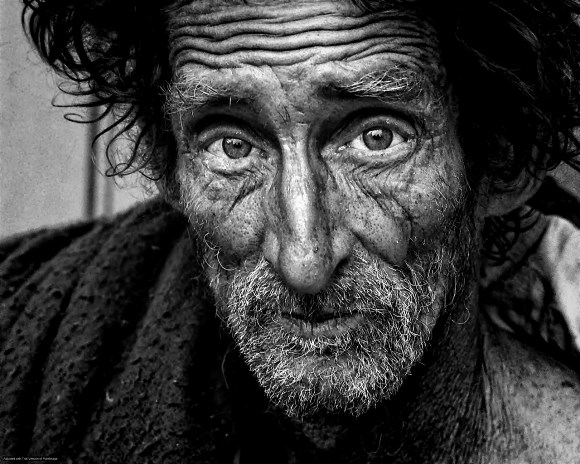 Homeless Man photo from Pixabay
