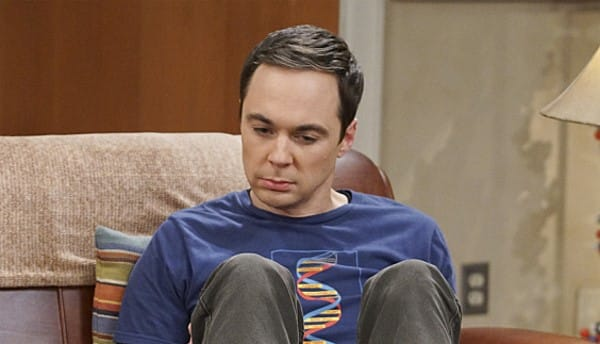What If Sheldon Cooper Was Psychic?